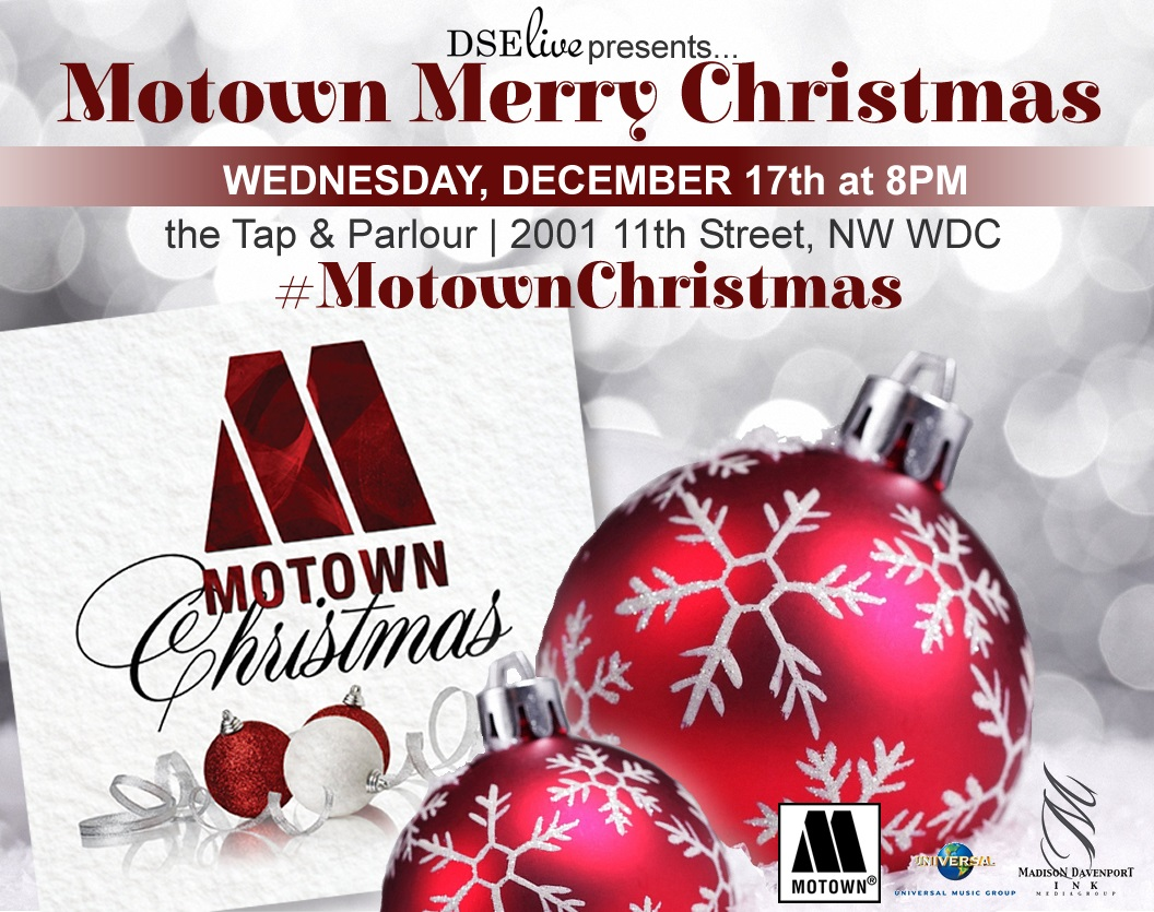The Official Motown Merry Christmas Experience - DSE Live
