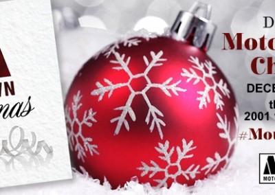 Motown Merry Christmas - FB Cover