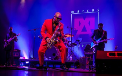 International Recording Artist Marcus Anderson Brings Back Jazz to the Capital