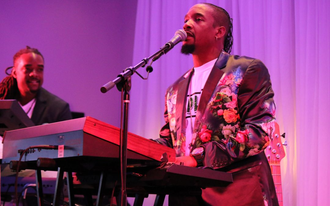 """""""Wine""""-up To Chooky Caldwell At The 3rd Annual Southern Maryland Wine Jazz & Funk Festival!"""