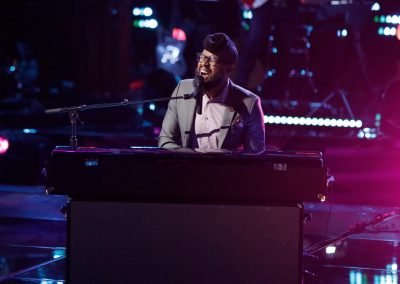 NBC The Voice Season 14 - Terrence Cunningham - 6
